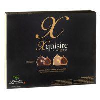 Feige mit Pralinenfüllung und Schokoladenüberzug, 16er-Packung