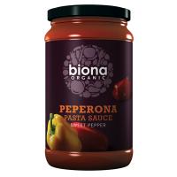 Biona Pastasauce mit Tomate Paprika, BIO