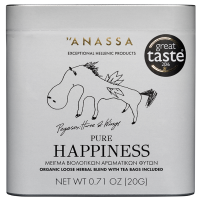Kräutertee Pure Happiness, BIO