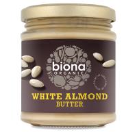 Biona weiße Mandeln Butter, BIO