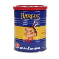 Passalacqua Kaffee Harem, gemahlen, Dose, 250g