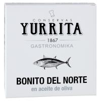 Weißer Thunfisch in Olivenöl, 266g.
