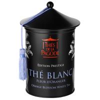 Weißer Tee mit Orangenblüte, BIO