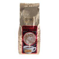 Manaresi Espresso Miscela Oro, entkoffeiniert, ganze Bohne