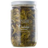 Brokkoliröschen aus Apulien
