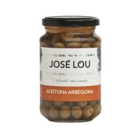 Arbequina Oliven, gemischt