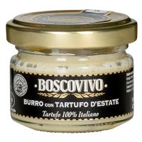 Butter with 5% Black Truffles Tuber Aestivum Vitt.