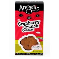 Cranberry Knusperkekse