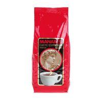 Manaresi Espresso Rosso, ganze Bohne
