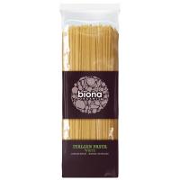 Biona Weiße Spaghetti, Bronze extrudiert, BIO
