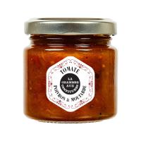Chutney mit Tomatenpfeffer & Senf