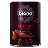 Biona Chili-Bohnen (Red Kidney), BIO