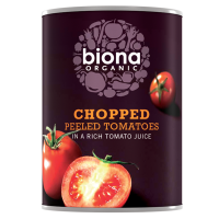 Biona Geschnittene Tomaten, BIO