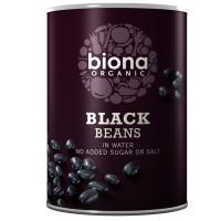 Biona Schwarze Bohnen, in Wasser, BIO