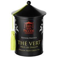 Grüner Tee mit Drachenfrucht, BIO