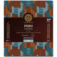 Milchschokolade Peru Marañón (60%)
